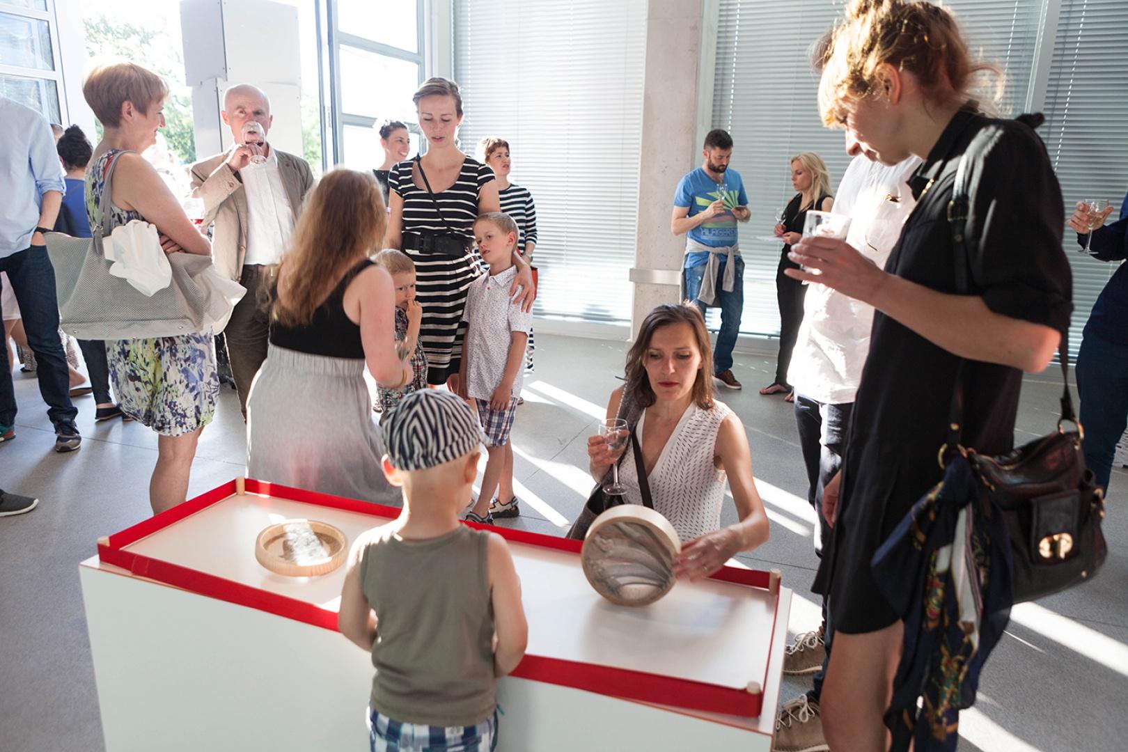 Otwarcie festiwalu Gdynia Design Days. Fot. Gdynia Design Days.