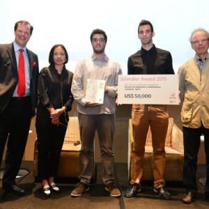 Wyniki konkursu Global Schindler Award