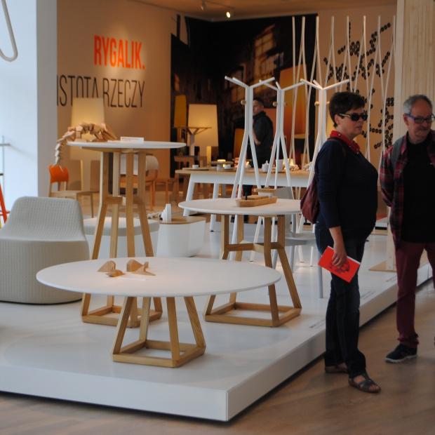 Istota Rzeczy – wystawa poświęcona twórczości Tomka Rygalika