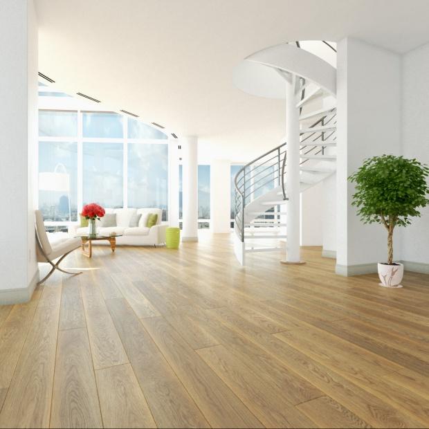 Podłogi drewniane na topie