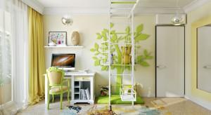 Pokój dziecka powinien być praktyczny, ale także ładny. Zobaczcie, jak można urządzić pomysłową przestrzeń dla jednego lub dwójki maluchów.