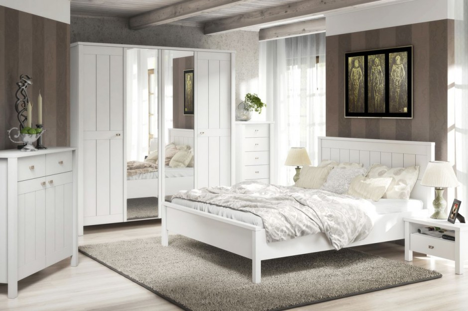 sypialnia villa marki jasna sypialnia wybierz meble. Black Bedroom Furniture Sets. Home Design Ideas