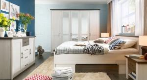 Proste kształty, naturalne materiały, światło i geometria - to elementy charakteryzujące styl skandynawski. Zobaczcie propozycje mebli do sypialni inspirowanej tą estetyką.