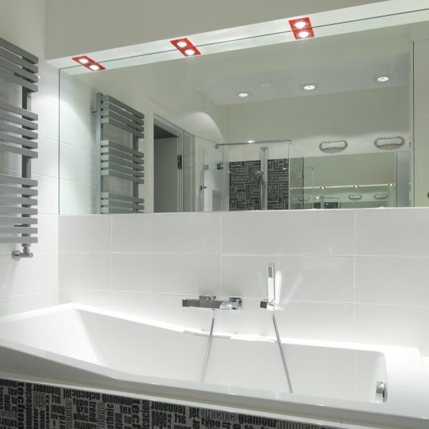 Mała łazienka. Zobacz gotowy projekt