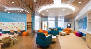 Przemyślany projekt koncentrujący się na pacjencie i jego rodzinie ma potencjał, by zmienić środowisko szpitala klinicznego w coś osobistego i bardziej empatycznego. Instytut zaprojektowany został przez krajową firmę architektoniczną i projekto