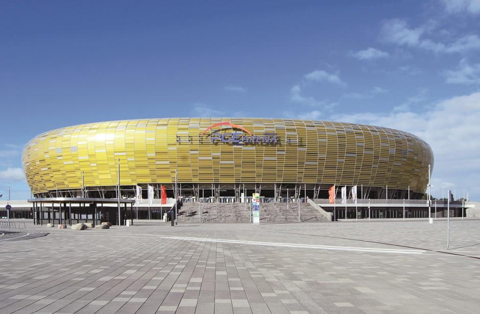 PGE ARENA Gdańsk. Fot. Shutterstock