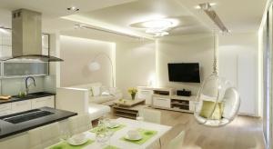 Jak urządzić kuchnię z salonem? Zobaczcie propozycje polskich projektantów wnętrz.