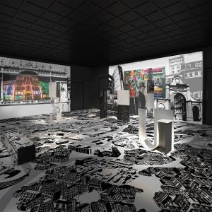 Ekspozycja Łodzi na Expo 2015 w Mediolanie zaprojektowana przez Nizio Design International