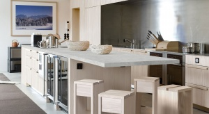 Cieniutki, 12-milimietrowy, a może na odwrót: gruby na 10cm? Wykonany z naturalnego drewna, laminatu czy może betonu? Jest wiele rodzajów blatów kuchennych, zobaczcie jaki wybrać!