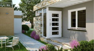 Drzwi zewnętrzne są swoistą wizytówką domu – to na nie zwrócą w pierwszej kolejności uwagę odwiedzający nas goście.