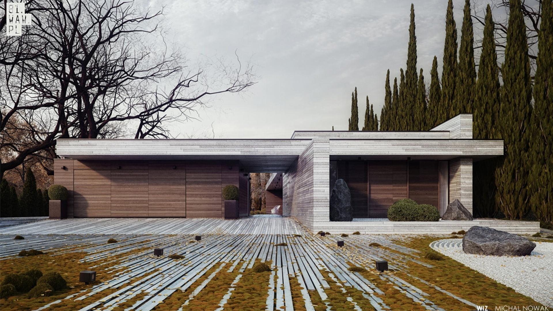 Wyróżnienie w konkursie World Architecture Award – 20+10+X  to kolejny powód do dumy dla architektów z pracowni 81.WAW.PL –  Anny Paszkowskiej-Grudziąż i Rafała Grudziąża. Fot. 81.WAW.PL