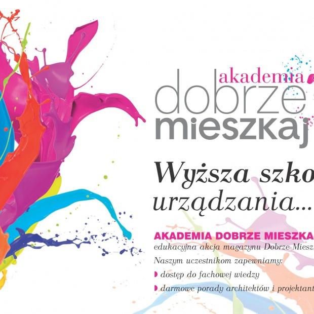 Akademia Dobrze Mieszkaj zaprasza do Warszawy!