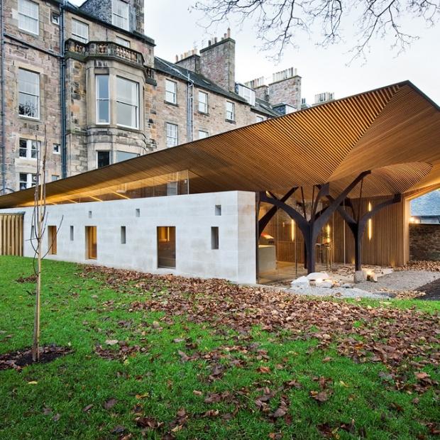 Architektoniczna kontemplacja, czyli drewno w projektach