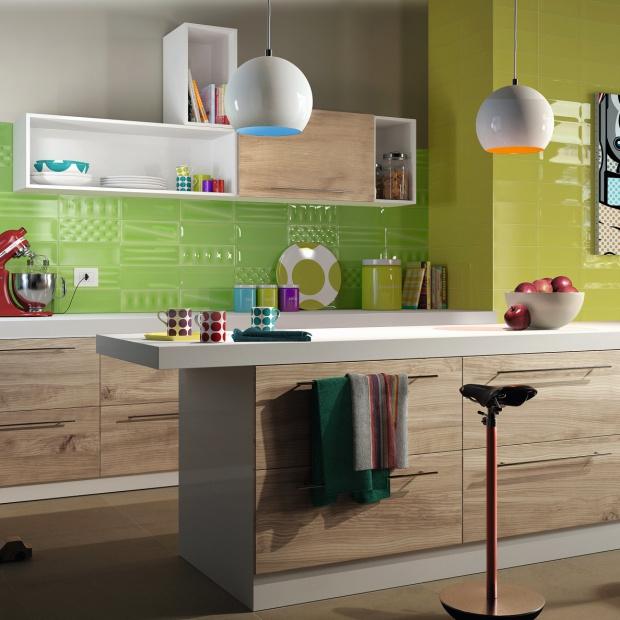 Ściany w kuchni. Zobacz najnowsze kolekcje płytek ceramicznych