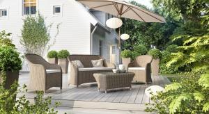 Kończące się lato zobowiązuje do korzystania z ostatnich słonecznych dni. Relaksowi na świeżym powietrzu sprzyjają piękne meble ogrodowe - zobaczcie jakie.