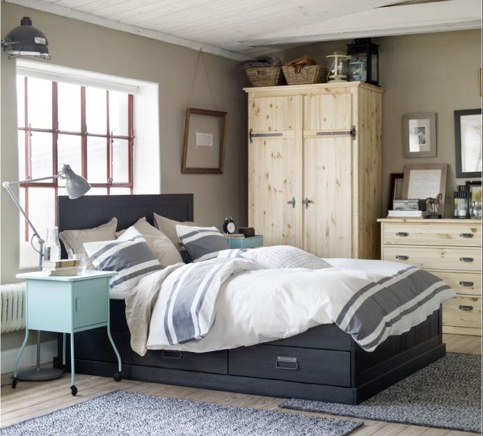 Ideen Fr Kleine Schlafzimmer Ikea Kleines Schlafzimmer Einrichten ...