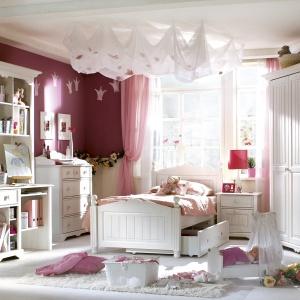 Cinderella to kolekcja idealna dla romantycznych dziewczynek. Fot. Bydgoskie Meble.