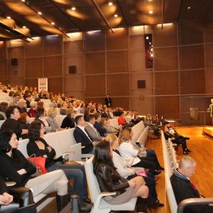 Ubiegłoroczna edycja cieszyła się dużą popularnością. Frekwencja dopisała - w imprezie wzięło udział ponad 700 uczestników. Fot. Bartosz Jarosz.