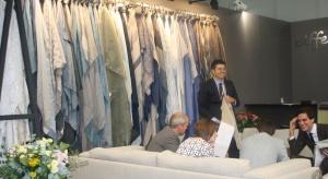 Ponad 120 wystawców z 22 krajów, ciekawe wydarzenia towarzyszące, piękne tkaniny – to wszystko w Brukseli, gdzie właśnie zakończyły się targi tkanin i materiałów obiciowych MoOD 2015.