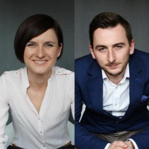 Marta Raca i Michał Raca