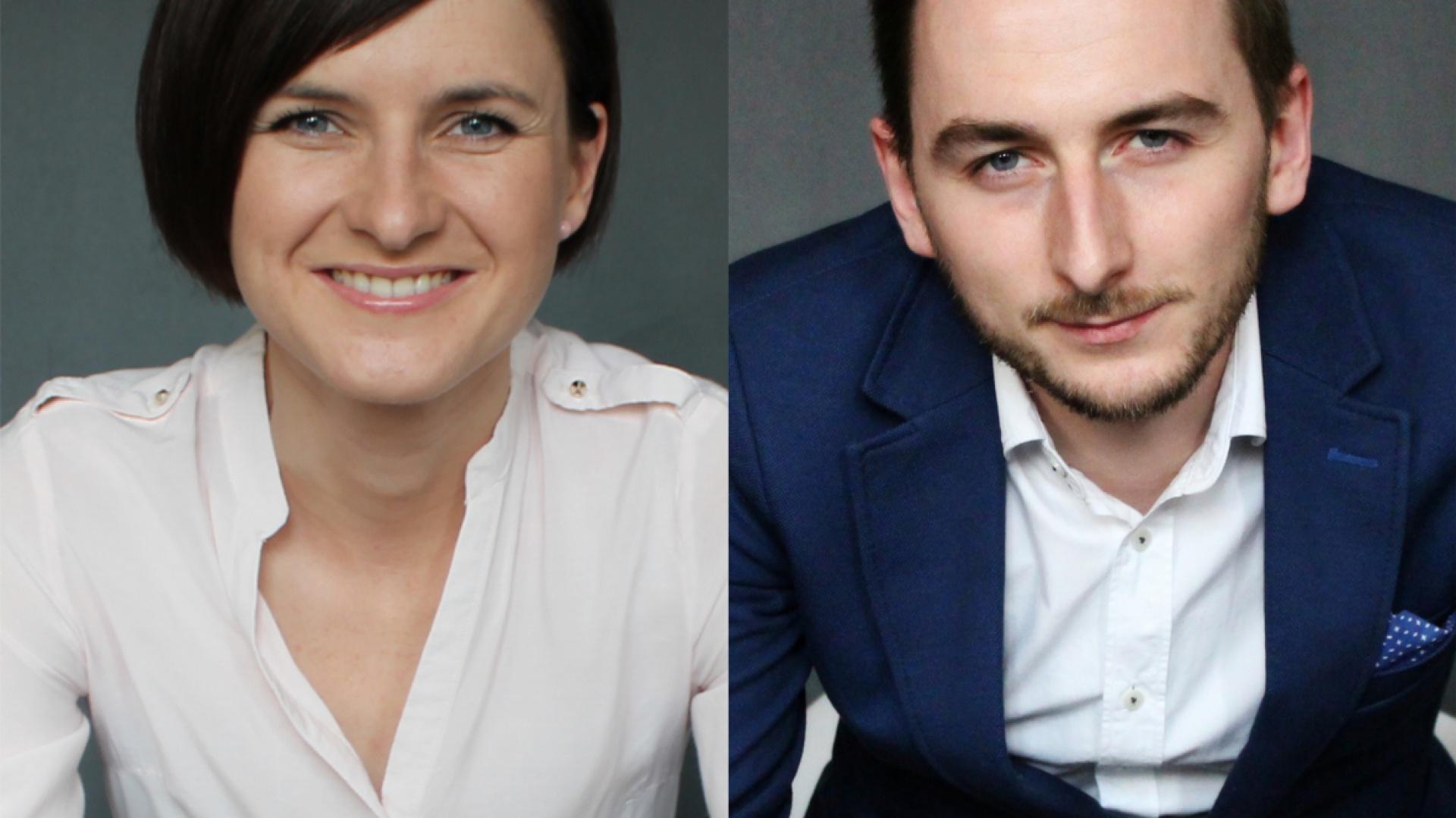 Marta i Michał Raca.
