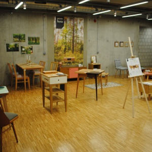 Wystawa Wood & Paper na Wawa Design Festiwal