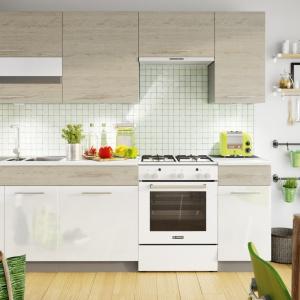 Kuchnia Mia to doskonałe rozwiązanie dla wszystkich posiadaczy małych kuchni. Fot. Stolkar.