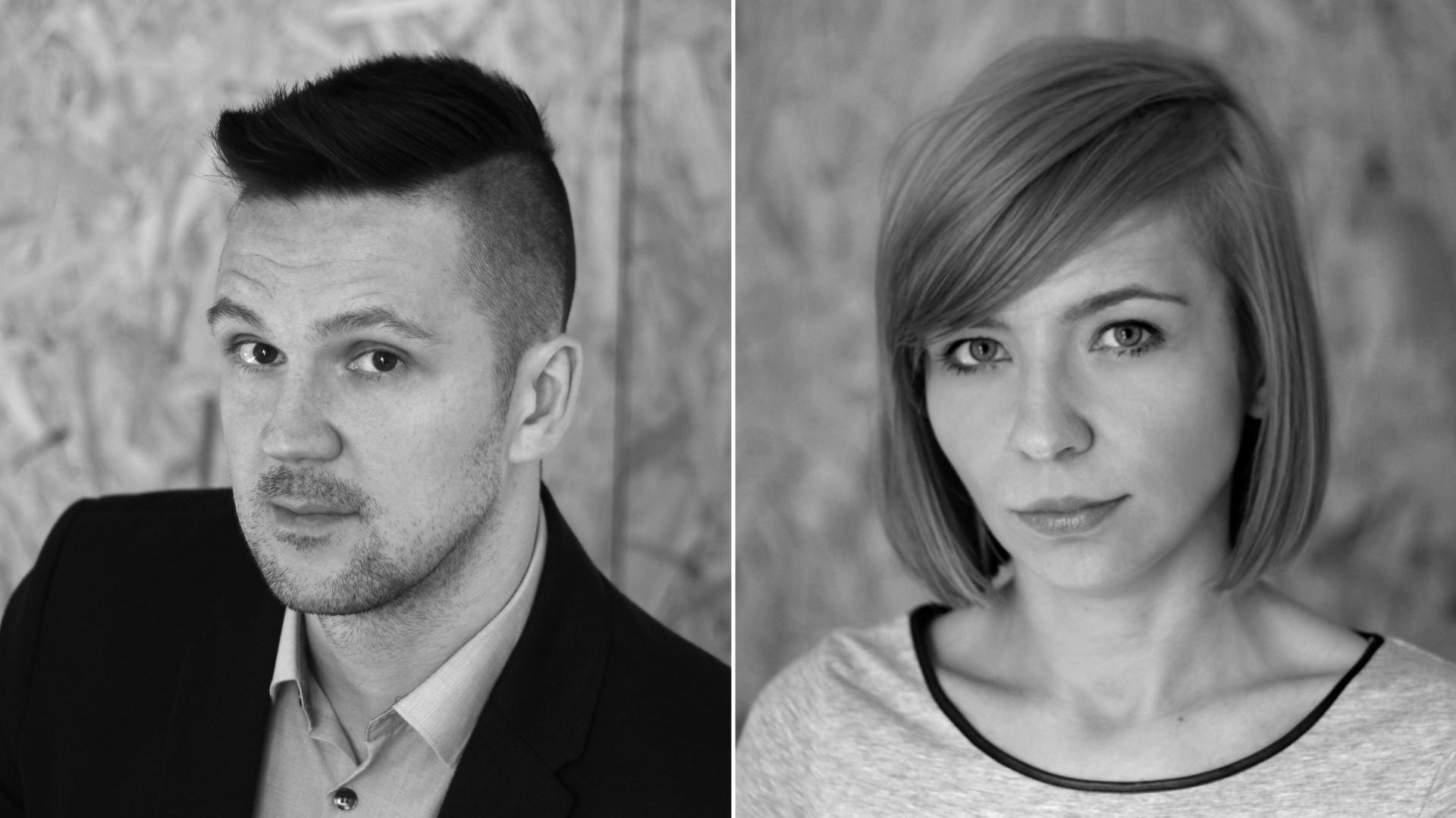 Łukasz Szadujko i Karolina Stanek-Szadujko.