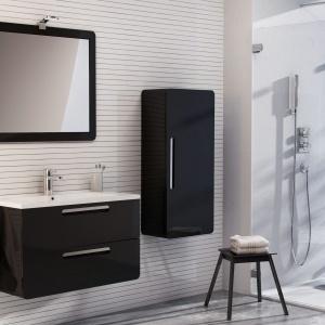 Sonus to elegancka linia wyposażenia łazienki z oferty marki Devo. Fot. Devo.