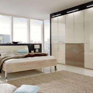 Piękna sypialnia. Eleganckie i stylowe kolekcje mebli
