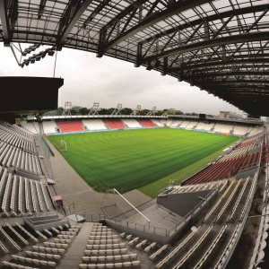 Stadion Cracovia Fot. Stadion Cracovia