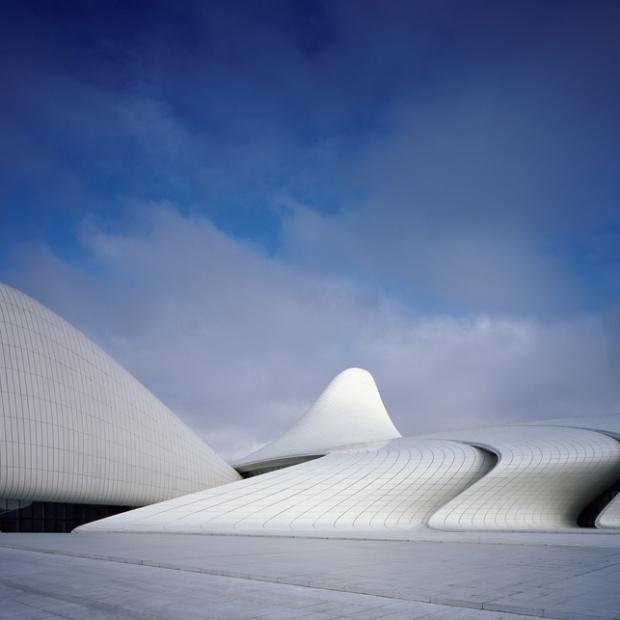 Niezwykły projekt Zahy Hadid w Baku