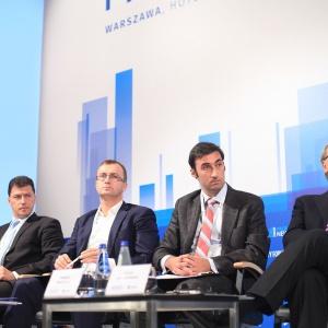 Property Forum 2015: uczestnicy sesja inauguracyjnej. Fot. PTWP.