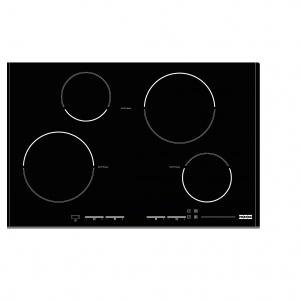 Płyta grzewcza wyposażona jest w 4 pola z funkcją Booster. Elektronicznie rozpoznaje obecność i wielkość naczynia a panel Touch Control zapewnia wygodne sterowanie. Fot. Franke.