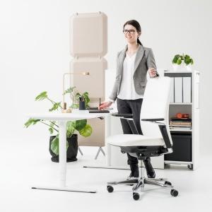 W Polsce Kinnarps jest uznany za eksperta w dziedzinie ekologii, wzornictwa i ergonomii środowiska biurowego. Fot. Kinnarps.