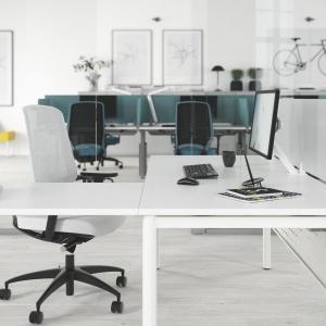 W ofercie firmy znajdziemy funkcjonalne, trwałe meble o ponadczasowym designie. Fot. Kinnarps.
