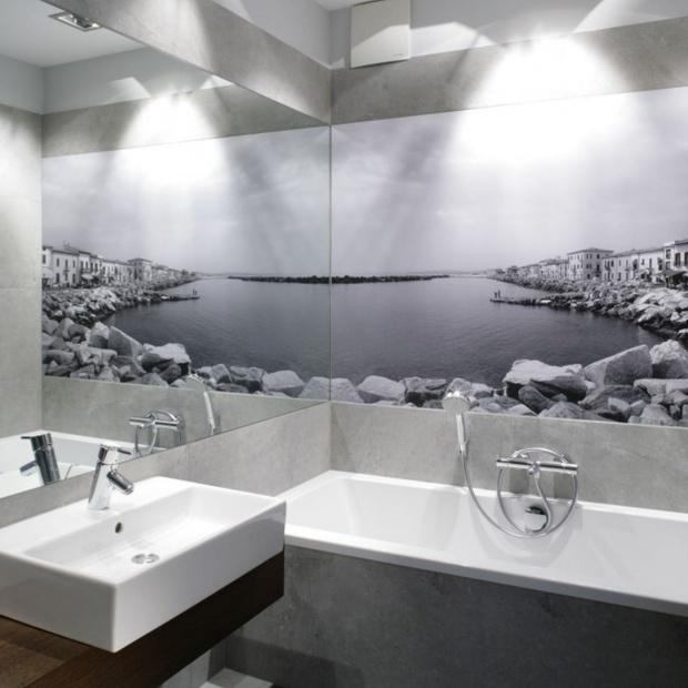 Lustra do łazienki – modne pomysły architektów