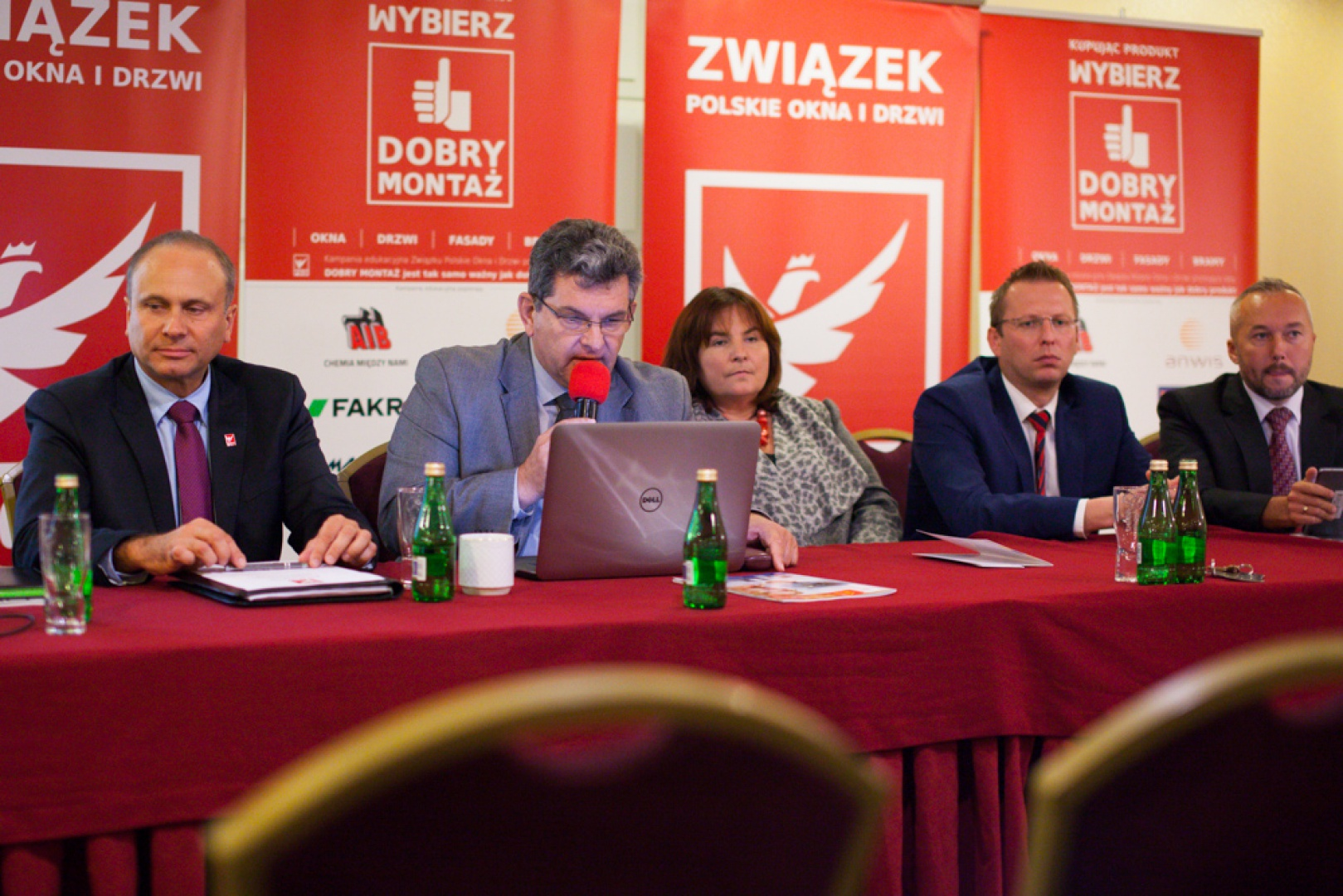 Oficjalnie zainaugurowano kontynuację działań kampanii edukacyjnej Dobry Montaż. Fot. POiD.