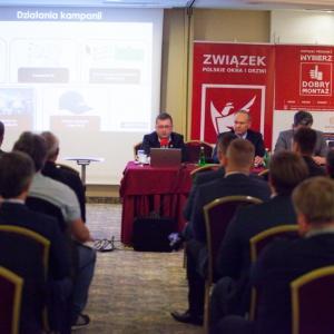 Uroczysty finał i podsumowanie działań Dobrego Montażu odbędzie się na VII Kongresie Stolarki Polskiej. Fot. POiD.