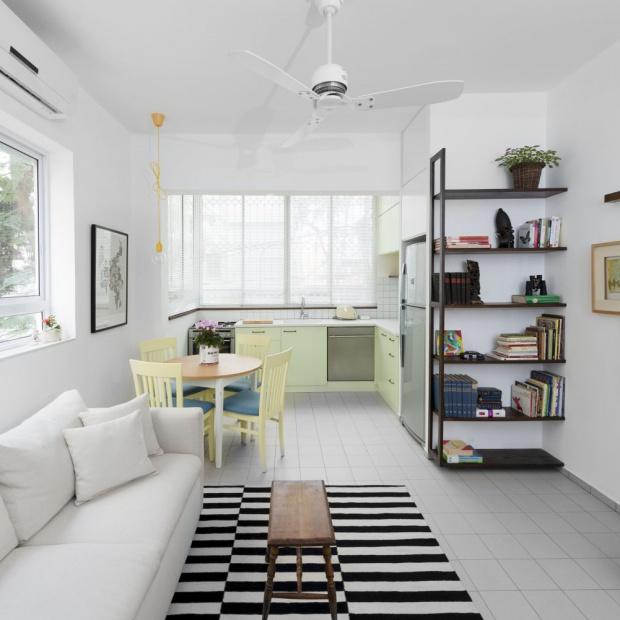 Bardzo małe mieszkanie: tak urządzisz 35 metrów