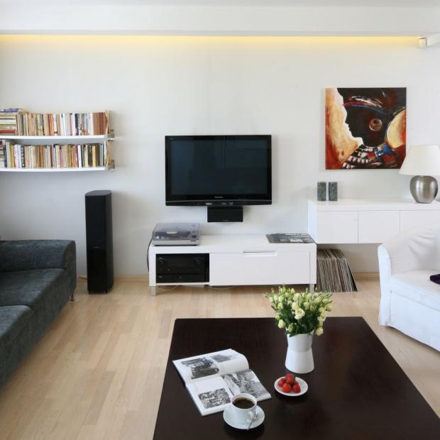 Mieszkanie w bloku. Zobacz przytulne wnętrze dla rodziny