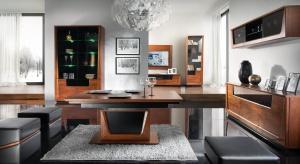 Kolekcja posiada wyrazisty styl inspirowany art deco i jest przykładem połączenia udanego projektu, perfekcyjnego wykonania, naturalnych materiałóworazkomfortu użytkowania.