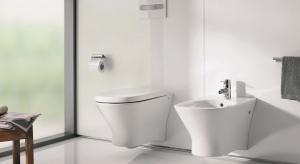 Największym atutem miski WC Nexo jest wprowadzenie technologii Rimless, polegającej na zredukowaniu kołnierza występującego w tradycyjnych produktach.