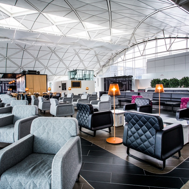 Ewolucja podróży – lotnisko w Hong Kongu