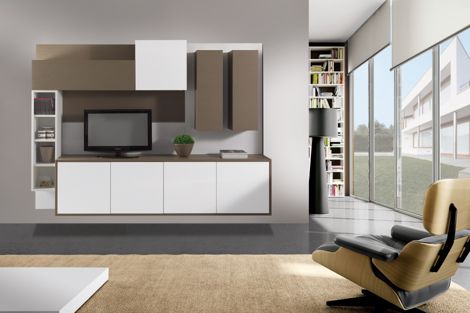 salon HT CUCINE - Living. Fot. Home Image