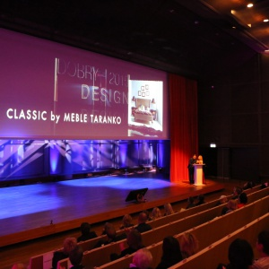 III edycja Forum Dobrego Designu zakończy się uroczystą galą wręczenia nagród w konkursie Dobry Design 2016. W tym roku ten prestiżowy tytuł będzie przyznawany już po raz piąty. Fot. Bartosz Jarosz.