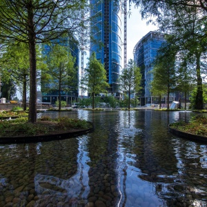 """Budynek Warsaw Spire otrzymał nagrodę """"Green building of the Future"""""""