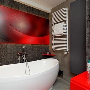15 łazienek z kolorowym akcentem