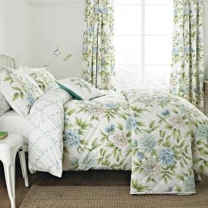 Ciepła sypialnia - pomysły na piękną pościel