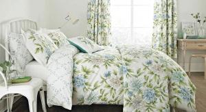 Pięknie ubrane łóżko będzie ozdobą całej sypialni. Pościel bowiem nie służy tylko do spania, ale i do podziwiania.